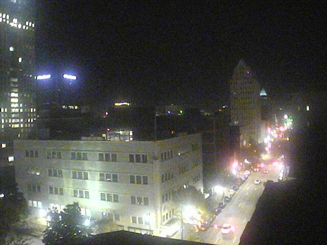 USA Alabama Birmingham Business center buildingwebcam